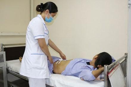 Thanh niên Quảng Ninh rách cơ bụng vì tập gym sai cách