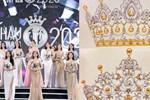 Người đẹp có vòng eo nhỏ nhất Hoa hậu Việt Nam lộ ảnh photoshop quá đà gây choáng-6