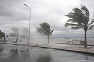 Áp thấp nhiệt đới mạnh dần lên khi đổ bộ vào đất liền, các tỉnh Trung Bộ tiếp tục mưa to đến rất to nhiều ngày