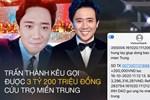 Trấn Thành thông báo không thể vào miền Trung, chuyển tiền nhờ các nghệ sĩ Việt giúp cứu trợ, Hà Hồ có bình luận gây chú ý-7