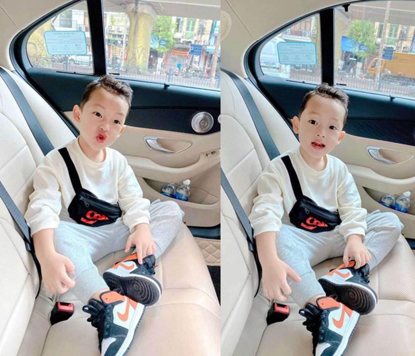 Con trai Ly Kute được mẹ chăm sóc hết mực, gần 5 tuổi nhưng chiều cao khiến cựu hot girl Hà thành cũng phải bất ngờ-4
