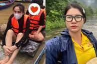 """Bị so sánh với Thủy Tiên, Trang Trần đáp trả: """"Đây làm từ thiện hàng tuần chứ không đợi lũ mới làm"""""""