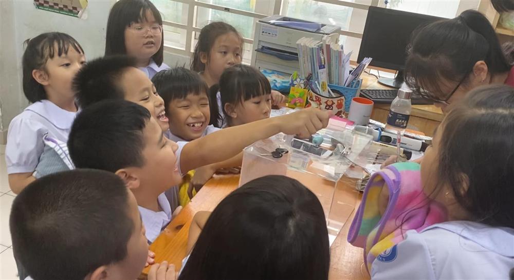 Cậu bé tiểu học gây choáng khi quyên góp được 102 triệu cứu trợ miền Trung, thân thế không vừa-3