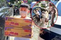 Cậu bé tiểu học gây choáng khi quyên góp được 102 triệu cứu trợ miền Trung, thân thế không vừa