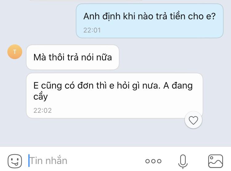 Vụ hàng loạt phụ nữ ở Hà Nội tố cáo gã sở khanh lừa tình, lừa tiền bằng 1 chiêu duy nhất: Thêm nạn nhân bị xù nợ-2