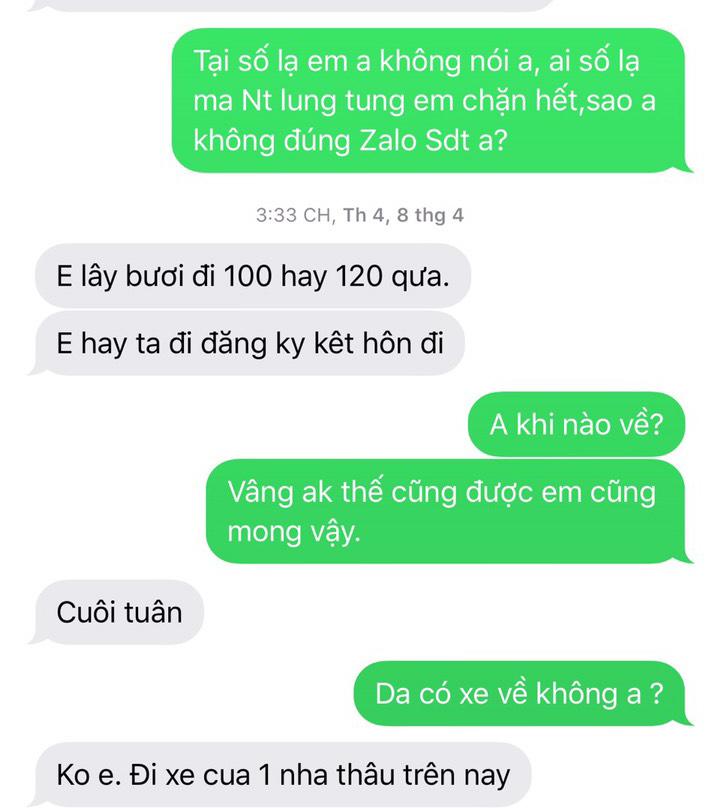 Vụ hàng loạt phụ nữ ở Hà Nội tố cáo gã sở khanh lừa tình, lừa tiền bằng 1 chiêu duy nhất: Thêm nạn nhân bị xù nợ-4