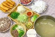 Mẹ đảm nổi tiếng MXH gợi ý cách nấu phở bò ngon chẳng kém ngoài hàng, chuẩn bị một lần có thể ăn mấy bữa rất tiện lợi