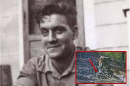 Máy bay nổ khiến phi công thiệt mạng nhưng không tìm thấy xác, 70 năm sau người ta sững sờ phát hiện hài cốt