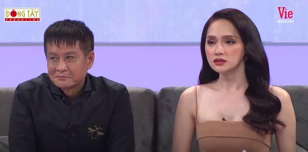 Thái độ của đạo diễn Lê Hoàng khi Hương Giang nói đạo lý gây chú ý, hội chị em Hari Won - Thuý Ngân cũng đứng hình tại chỗ-4
