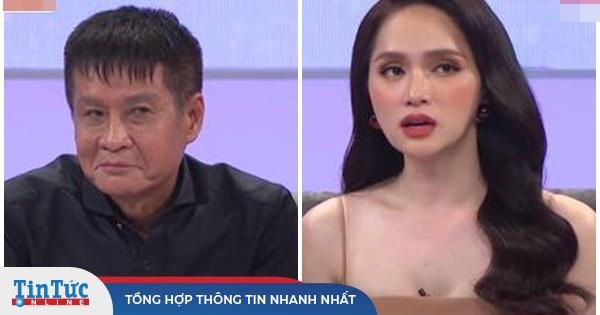 Thái độ của đạo diễn Lê Hoàng khi Hương Giang nói đạo lý gây chú ý