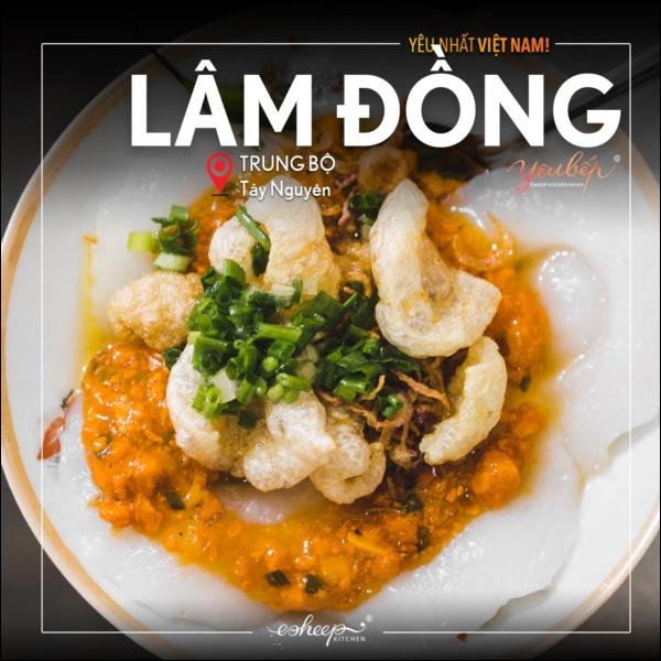 Từ địa đầu tổ quốc Hà Giang đến đất mũi Cà Mau, nơi nào cũng ngập tràn đặc sản, ăn một lần là nhớ mãi!-43