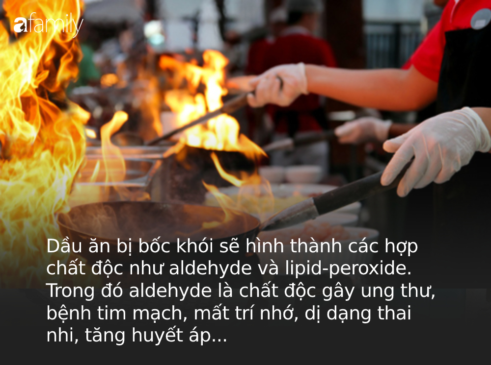 2 thói quen sử dụng dầu ăn cực kỳ nguy hiểm của người Việt, chủ quan có thể đẩy gia đình đến gần với ung thư và nhiều bệnh trầm trọng-3