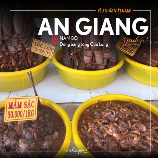 Từ địa đầu tổ quốc Hà Giang đến đất mũi Cà Mau, nơi nào cũng ngập tràn đặc sản, ăn một lần là nhớ mãi!-50