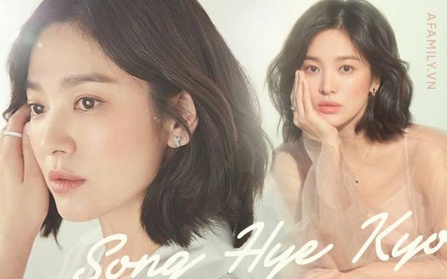 Song Hye Kyo có thể là người phụ nữ thất bại trong cuộc hôn nhân với Song Joong Ki nhưng chắc chắn là nữ hoàng chạm tay hóa vàng của showbiz Hàn-3