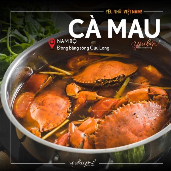 Từ địa đầu tổ quốc Hà Giang đến đất mũi Cà Mau, nơi nào cũng ngập tràn đặc sản, ăn một lần là nhớ mãi!-62