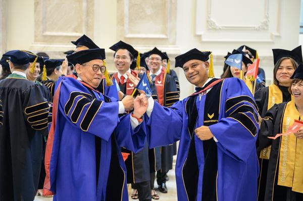 Đại học VinUni khai giảng năm học đầu tiên-1