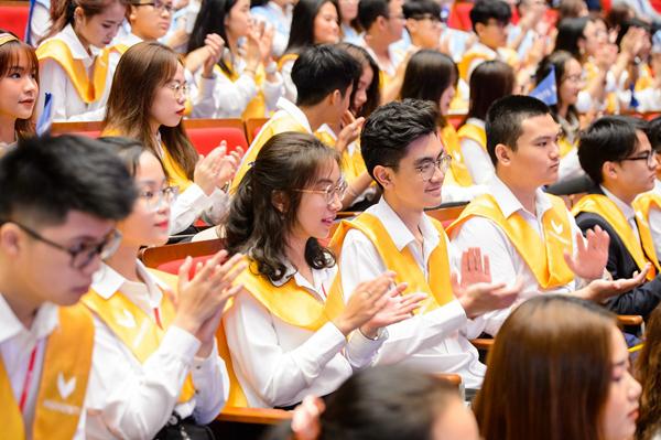 Đại học VinUni khai giảng năm học đầu tiên-2