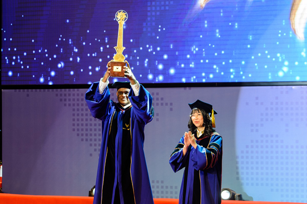 Đại học VinUni khai giảng năm học đầu tiên-5