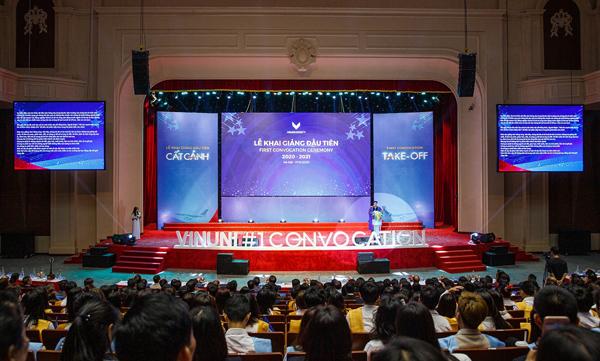 Đại học VinUni khai giảng năm học đầu tiên-7