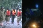 Nước lũ dâng lên tràn vào nhà khi gia đình đang chuẩn bị tang lễ cho Chủ tịch huyện hy sinh tại Rào Trăng-4