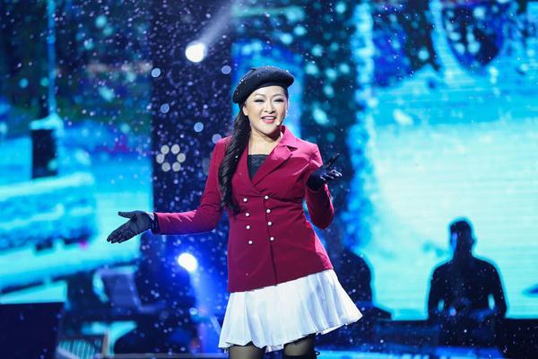 Ca sĩ Như Quỳnh nhan sắc thay đổi, làm mẹ đơn thân ở tuổi 50-2