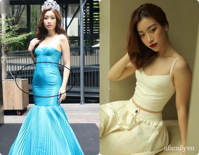 Không chỉ Nữ thần Kim Ưng, nhiều sao Việt cũng bị lộ dáng béo tròn bụng mỡ vì thiết kế váy đuôi cá-4