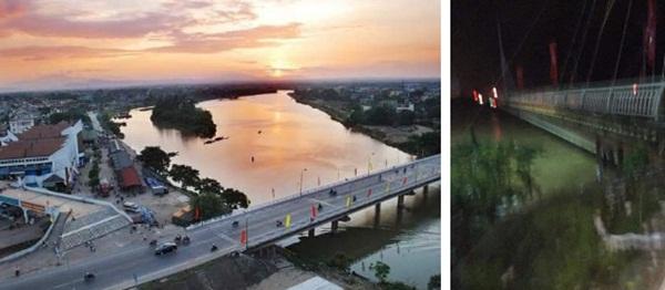 Nước lũ lên nhanh, nhiều người dân Quảng Trị lên mạng kêu cứu trong đêm-1