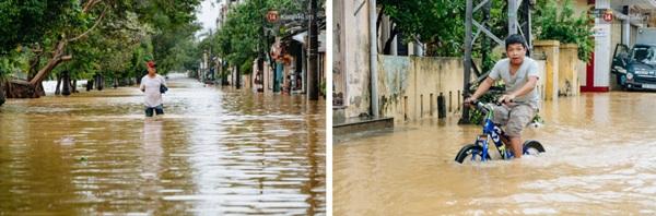 """Mất điện, nước lũ gây ngập nặng, người dân Huế kiệt sức: Chưa có năm nào khắc nghiệt như năm nay""""-3"""