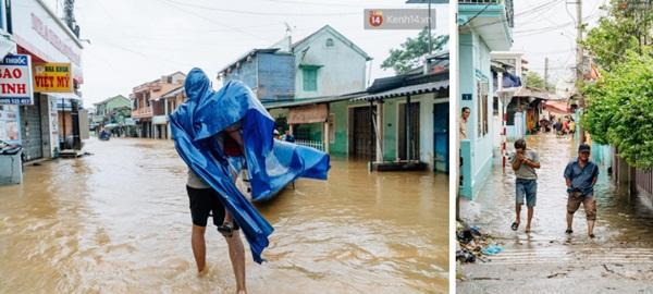 """Mất điện, nước lũ gây ngập nặng, người dân Huế kiệt sức: Chưa có năm nào khắc nghiệt như năm nay""""-8"""