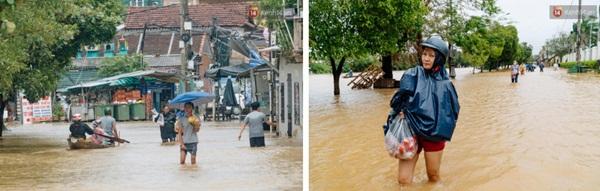 """Mất điện, nước lũ gây ngập nặng, người dân Huế kiệt sức: Chưa có năm nào khắc nghiệt như năm nay""""-14"""