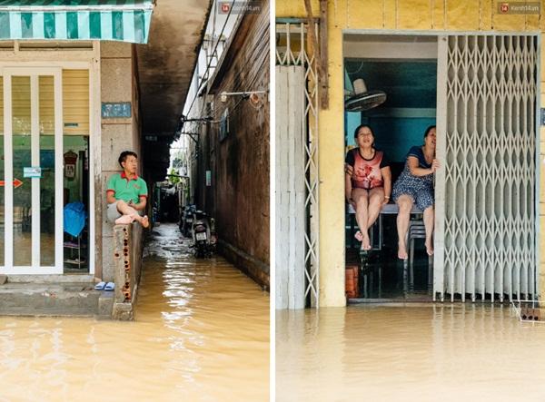 """Mất điện, nước lũ gây ngập nặng, người dân Huế kiệt sức: Chưa có năm nào khắc nghiệt như năm nay""""-15"""