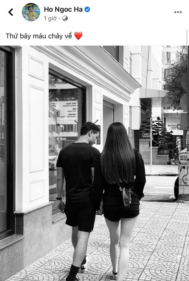 Tranh thủ hẹn hò Kim Lý, Hồ Ngọc Hà lộ vóc dáng cuối thai kỳ gây bất ngờ-1