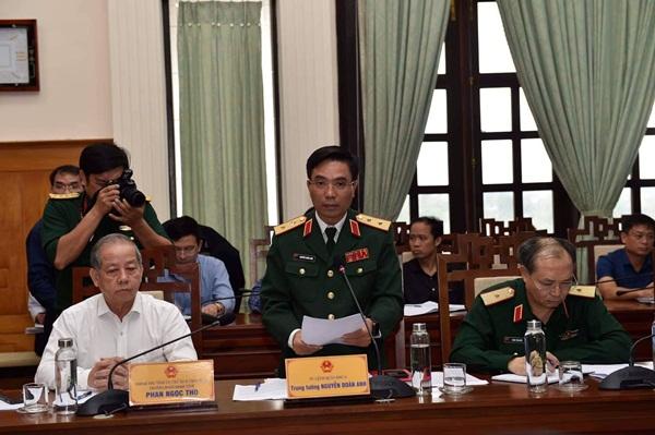 Sạt lở vùi lấp 22 cán bộ chiến sỹ ở Quảng Trị, tìm thấy 4 thi thể-5