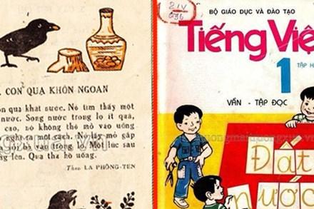 Sách tiếng Việt lớp 1 xưa, vì sao bao nhiêu năm vẫn in hằn trong trí nhớ?