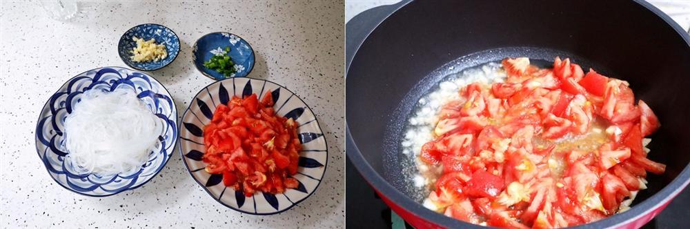 Trời lạnh ăn nhiều dễ tăng cân, bữa tối nấu ngay món miến này đảm bảo no - ngon lại giúp giảm cân-2