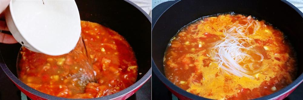 Trời lạnh ăn nhiều dễ tăng cân, bữa tối nấu ngay món miến này đảm bảo no - ngon lại giúp giảm cân-4