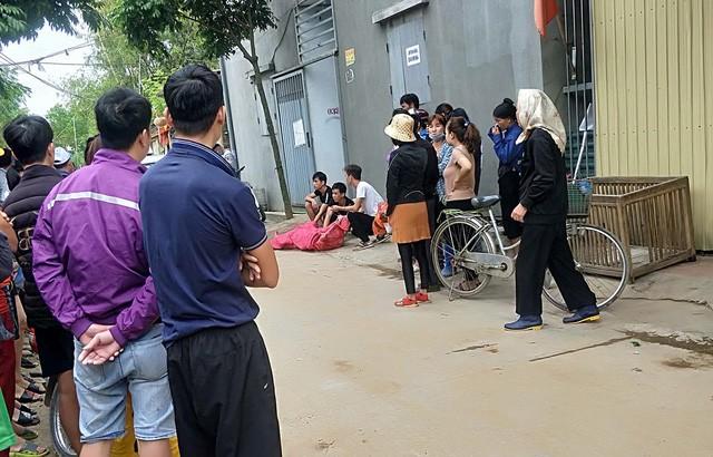 Nghi án chồng sát hại vợ và nhân tình tại phòng trọ ở Bắc Giang-1