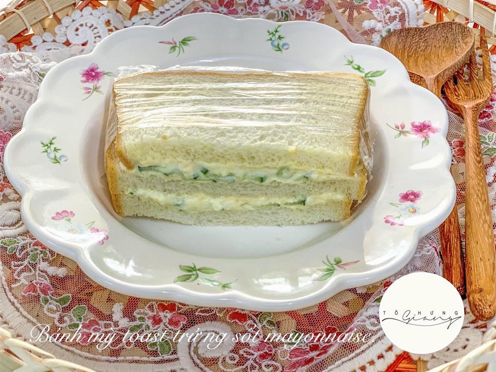 Loạt bữa sáng từ bánh mì gối khiến chị em nội trợ xuýt xoa, mẹ đỡ phải nghĩ mà con còn thích mê-5
