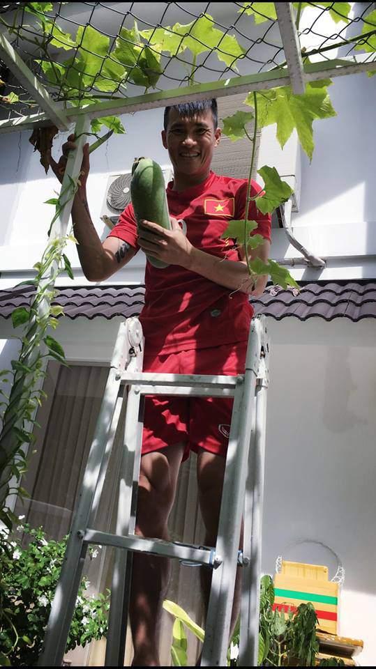 Không chỉ từ thiện khắp nơi, Thủy Tiên còn nổi tiếng thảo ăn, trồng rau được cho hết-18