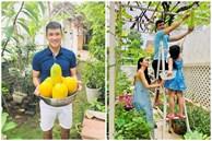 Không chỉ từ thiện khắp nơi, Thủy Tiên còn nổi tiếng 'thảo ăn', trồng rau được cho hết