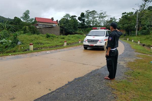 Tìm thấy thi thể thứ 15 vụ lở núi ở Quảng Trị