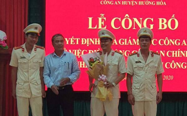 Nhói lòng hình ảnh hạnh phúc bên gia đình của Thượng úy Công an trước khi hy sinh-1