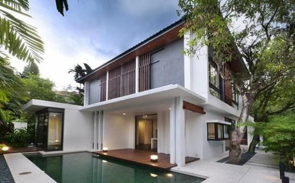 Ngôi nhà sở hữu 5 điều đại cát này, gia chủ vô cùng may mắn, phát tài giàu có-1