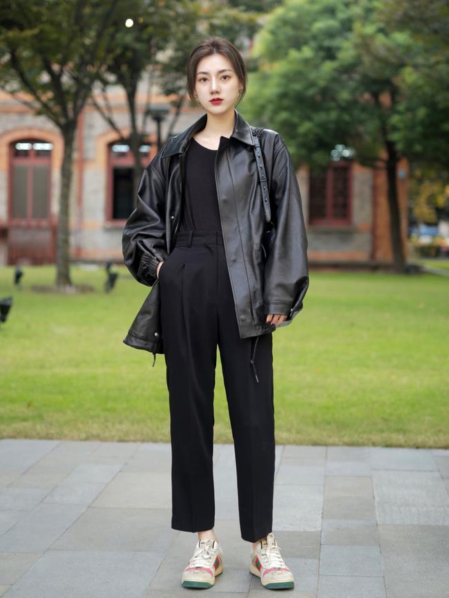 Street style Châu Á: Hội chị em lên đồ chuẩn gái Pháp, toàn blazer và cardigan nhưng nhìn sang hết nấc-12
