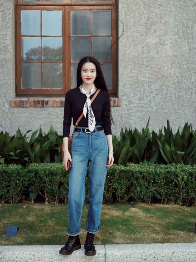 Street style Châu Á: Hội chị em lên đồ chuẩn gái Pháp, toàn blazer và cardigan nhưng nhìn sang hết nấc-5