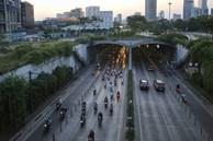 TP.HCM: Cấm xe qua hầm Thủ Thiêm trong 2 ngày, người dân cần chú ý