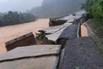 Thông báo khẩn về ngập sâu trên quốc lộ 1A và đường Hồ Chí Minh