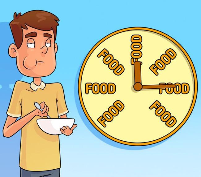 Cứ chờ khi đói mới ăn có thể gây ra ảnh hưởng to lớn đến dạ dày và não, kể cả bạn muốn giảm cân cũng cần bỏ ngay kiểu ăn này-4
