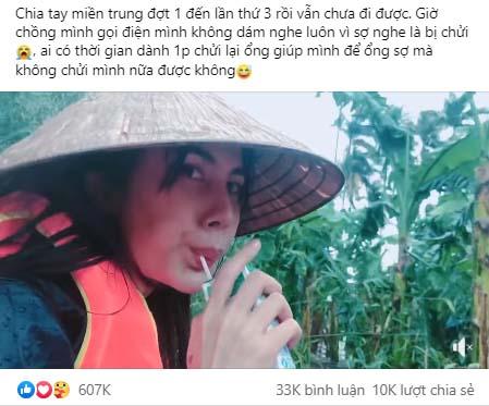 Thủy Tiên xông pha cứu trợ đồng bào Miền Trung: Phía sau người phụ nữ nhân hậu ấy là hạnh phúc được nhiều người ngưỡng mộ-4