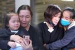 Nước mắt người vợ chiến sĩ hy sinh ở Sư Đoàn 337: 'Giờ anh mất, muốn đưa thi thể về nhà cũng không được vì quê Quảng Bình vẫn còn ngập lụt'
